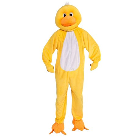 Duck Mascot Costume for Adults