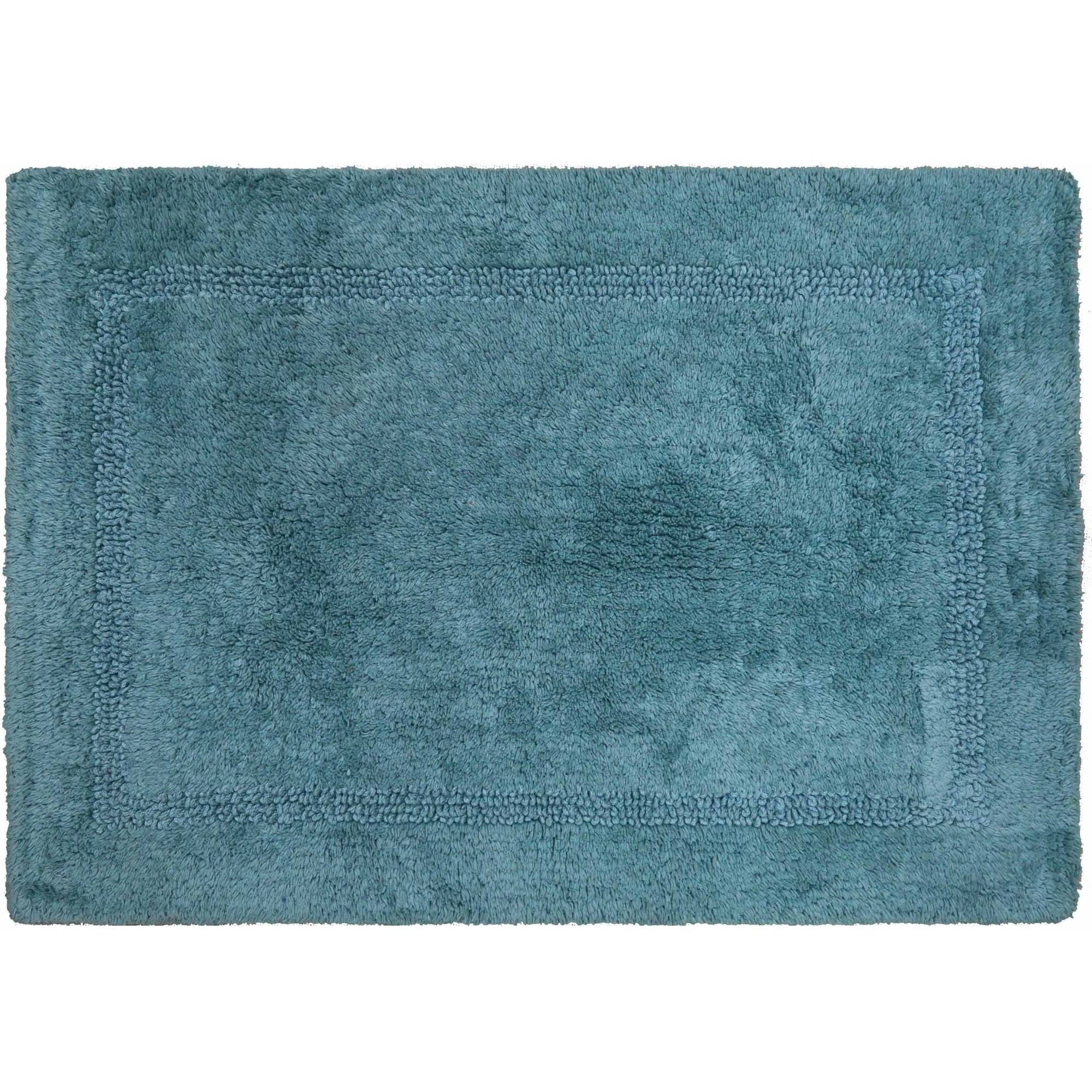 Better Homes and Gardens Cotton Reversible Bath Rug