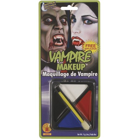 Vampire Kit Makeup - Halloween Eye Makeup Vampire