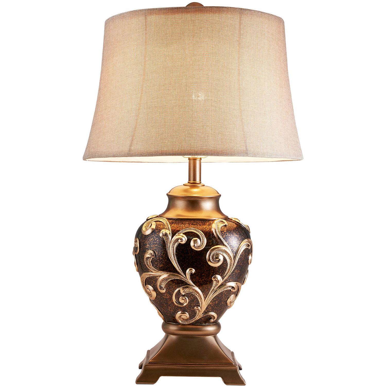"29.5"" Odysseus Baroque Table Lamp"