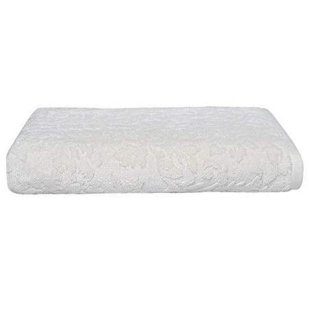 "LuxuryCollection Solid Bath Towel Plum 30/"" x 56/"""