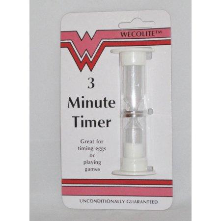 3 Minute Timer Plastic](3 Minutes Timer)