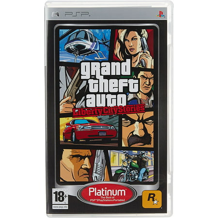 Grand Theft Auto: Liberty City Stories (Sony PSP) (Gta Liberty City Stories Sports Car Cheat Psp)