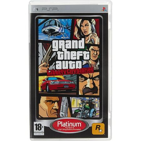 Grand Theft Auto: Liberty City Stories (Sony PSP) ()