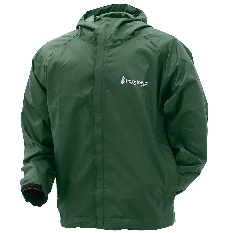 StormWatch Jacket Large Green