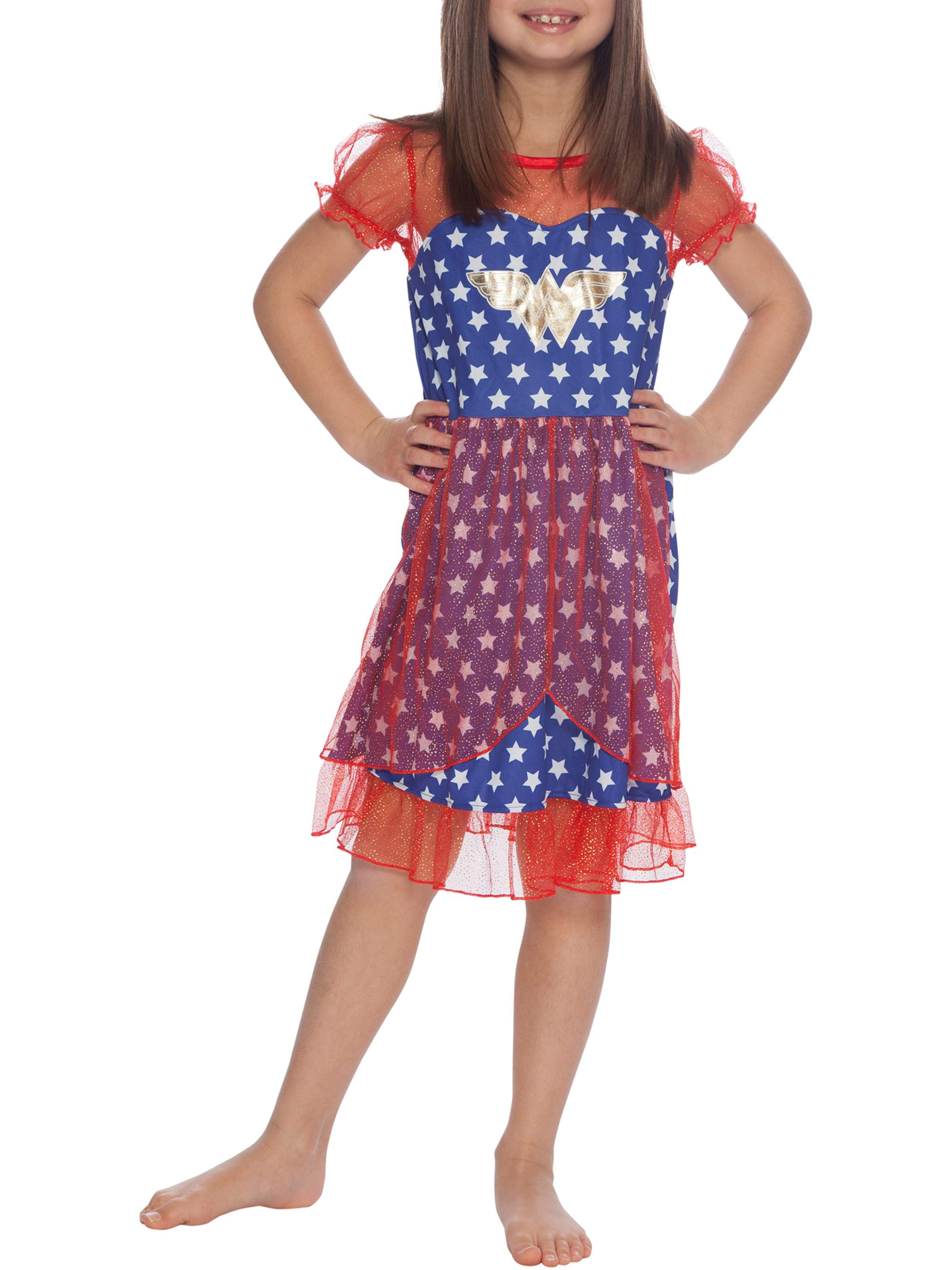Girls USA Fantasy Nightgown