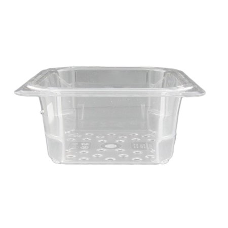 Cambro 63CLRCW135 Camwear Clear Colander for 3