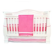 One Grace Place Simplicity Hot Pink 4 Piece Infant Set