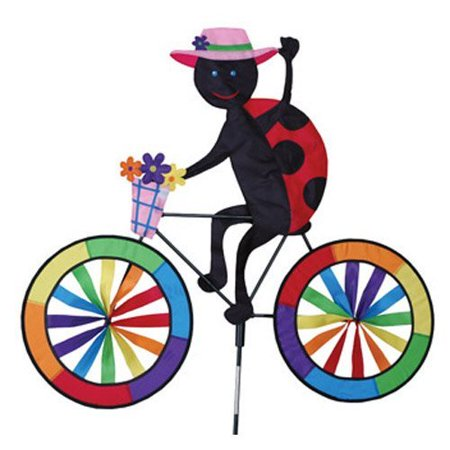 Premier designs ladybug bicycle spinner for Garden spinners premier designs