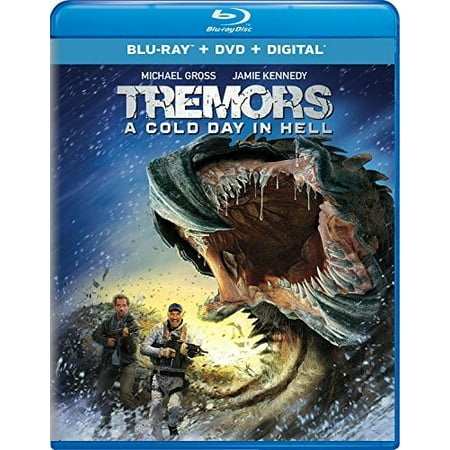 Tremors: A Cold Day in Hell (Blu-ray + DVD + Digital Copy)