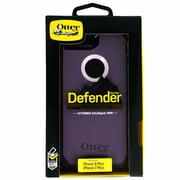 OtterBox Defender Case for iPhone 7+/8+ Plus - Purple Nebula Orchid/Night Purple