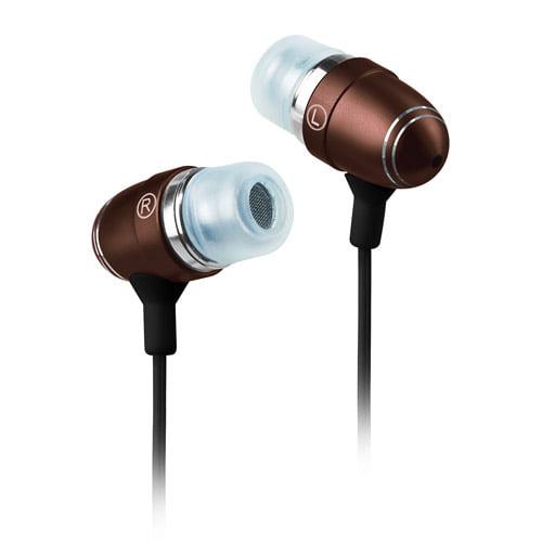 TDK Life on Record MC300 In-Ear Headphones; Bronze by Memorex