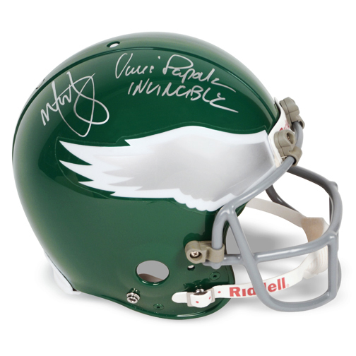 Mark Wahlberg and Vince Papale Invincible Full Size Helmet