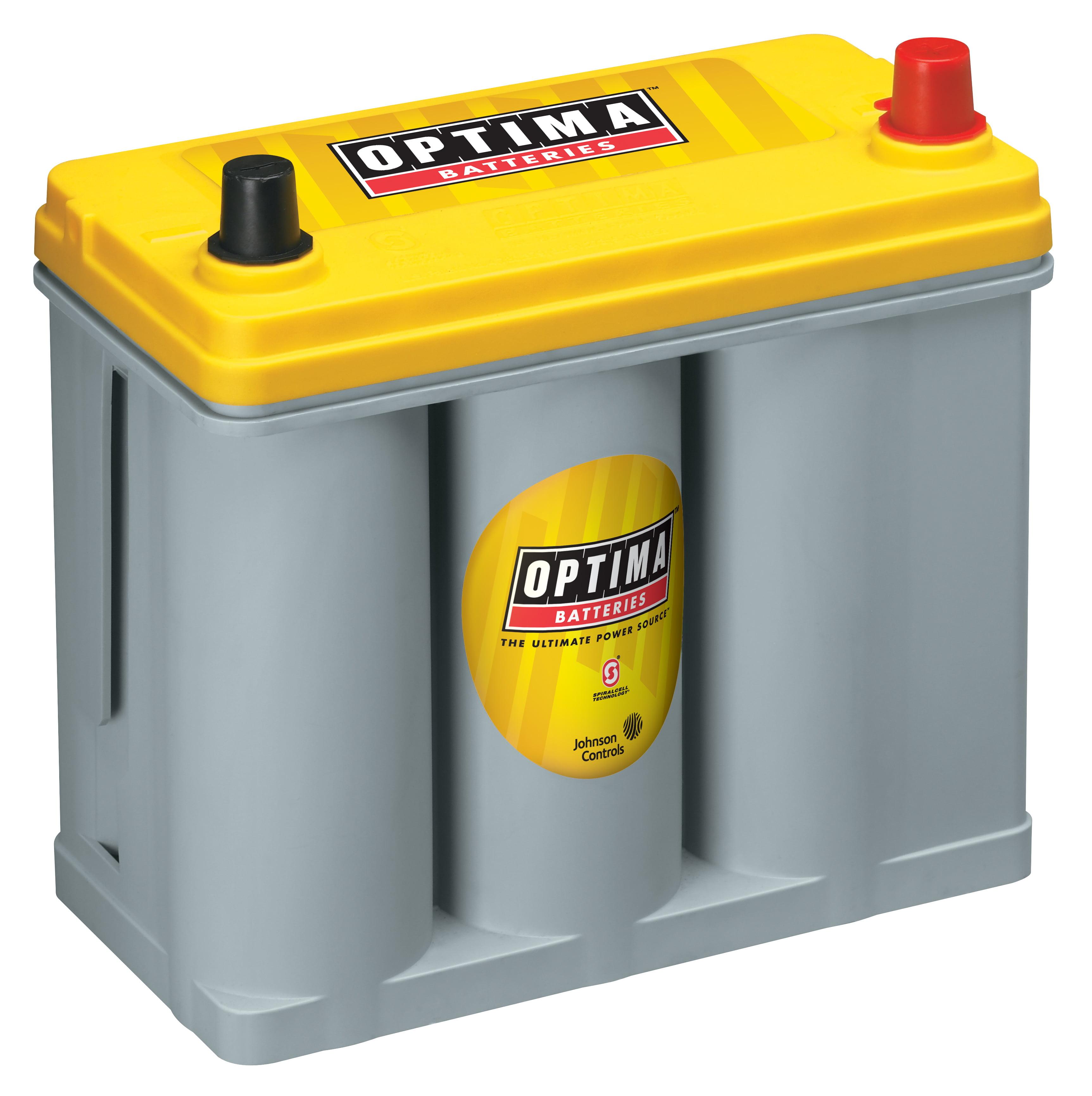 OPTIMA YellowTop Dual Purpose Battery, Group 51R