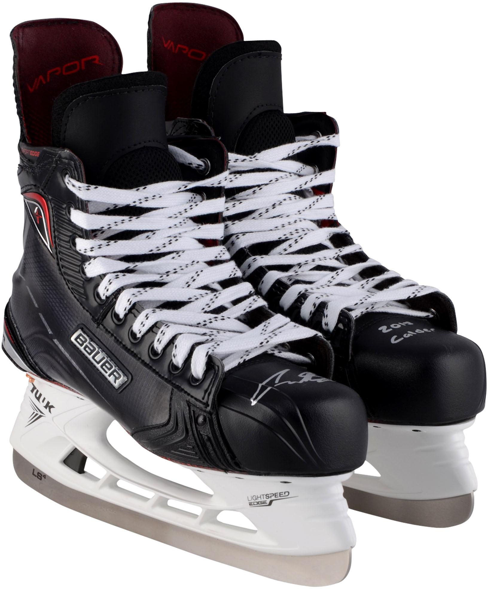 Auston Matthews Toronto Maple Leafs Autographed Bauer Nexus Game Model Skates with 2017 Calder Inscription Fanatics... by Fanatics Authentic