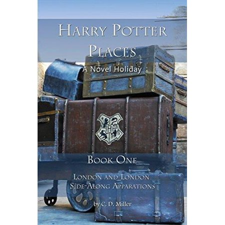 Harry London Chocolates - Harry Potter Places Book One : London and London Side-Along Apparations