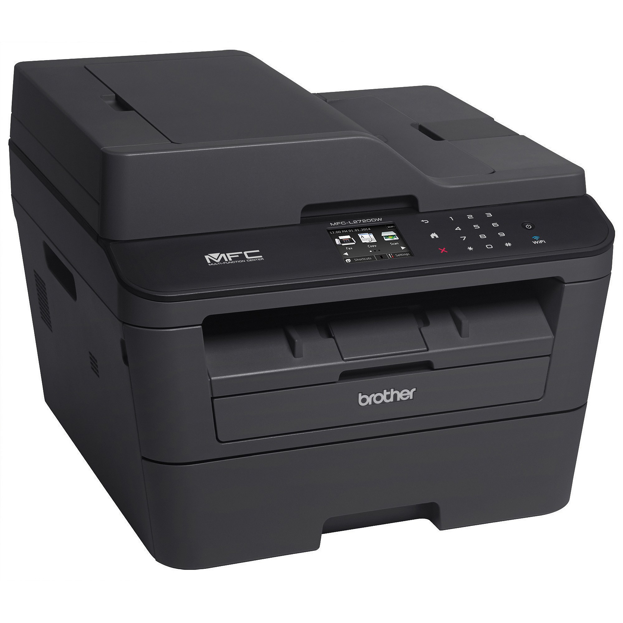 Brother MFC-L2720DW Compact Laser All-in-One Printer/Copier/Scanner/Fax Machine
