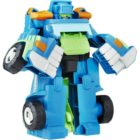 Playskool Heroes Transformers Rescue Bots Hoist the Tow-Bot (Rescue Bots Party Supplies)