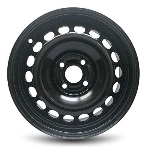 "Road Ready Replacement 15"" Steel Wheel Rim 16-18 Chevrolet Spark 05-06 Pontiac Pursuit 07-10 Chevrolet Cobalt Pontiac G5"