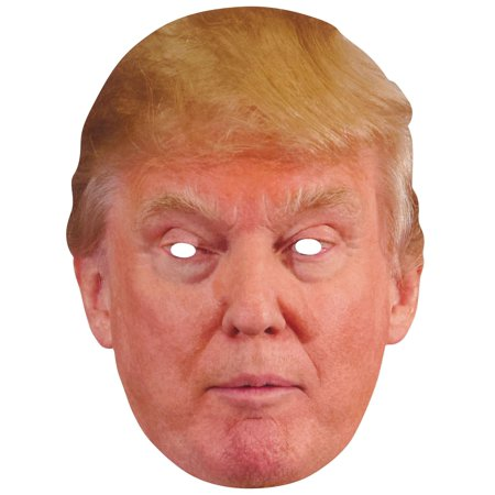 Election Paper Mask- Donald