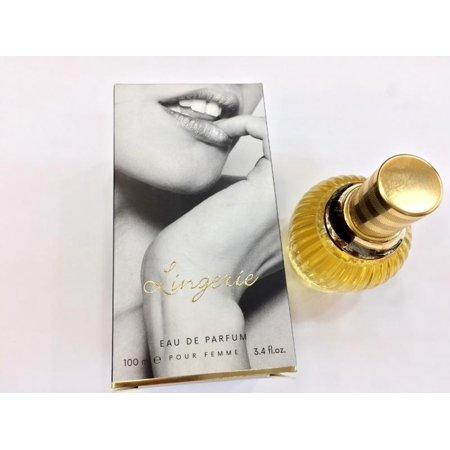 LINGERIE BY LINGERIE By LINGERIE For WOMEN Lingerie By Lingerie 3.4 Fl. Oz. Eau De Parfum Spray Women. Designer:Lingerie