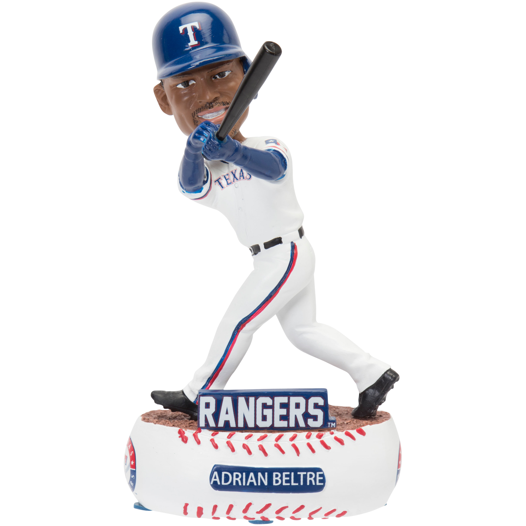 Adrian Beltre Texas Rangers Player Baller Bobblehead - No Size