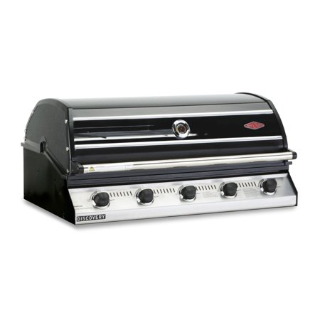 BeefEater 18652 Discovery i1000R 5-Burner Built-In Gas Grill with (Beefeater Discovery I1000 Series)
