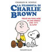 La filosofia di Charlie Brown - eBook