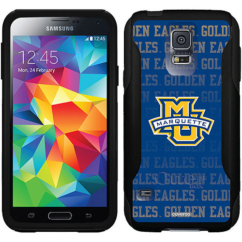 Marquette Repeating Design on OtterBox Commuter Series Case for Samsung Galaxy S5