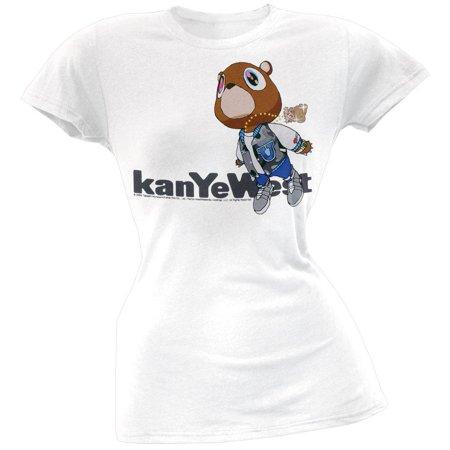 Kanye West - Flying Bear Juniors T-Shirt ()