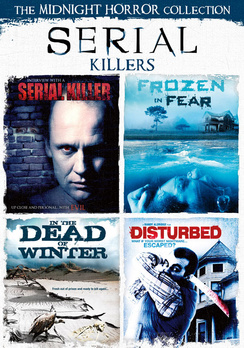 Chilly Thrillers: In Dead Of Winter   Frozen In Fear   Disturbed (DVD) by Ingram Entertainment