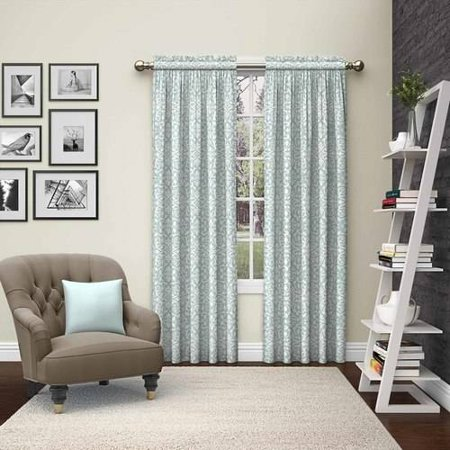 Pairs to Go 56'' x 84'' Pinkney 2 Pack Window Curtains in
