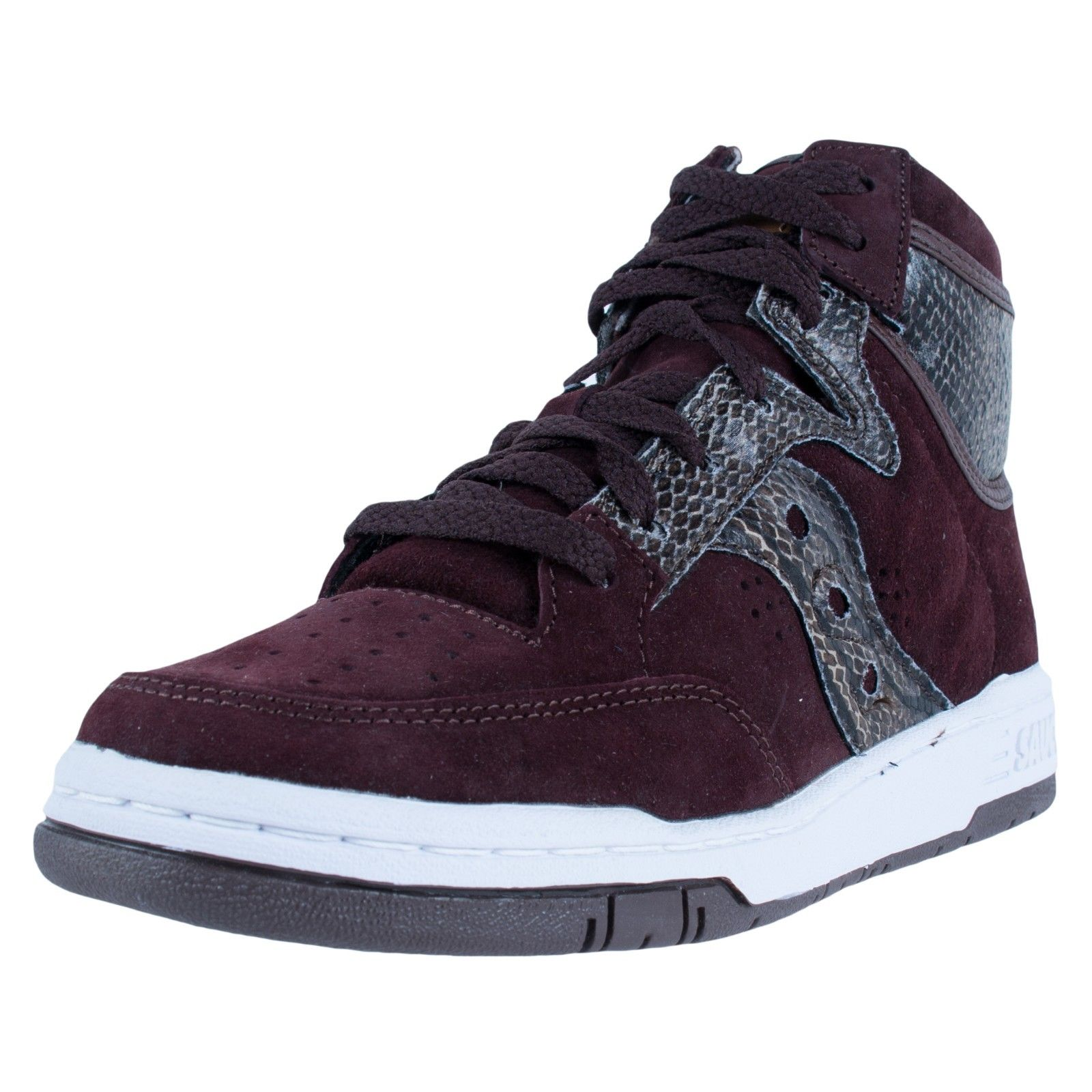 Saucony Hangtime Hi Brown Packer Shoes 70127-3 Men/'s SZ 13