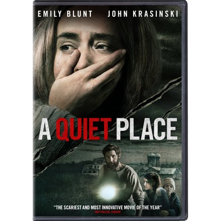 A Quiet Place (DVD) (Best Place To Sell Back Dvds)