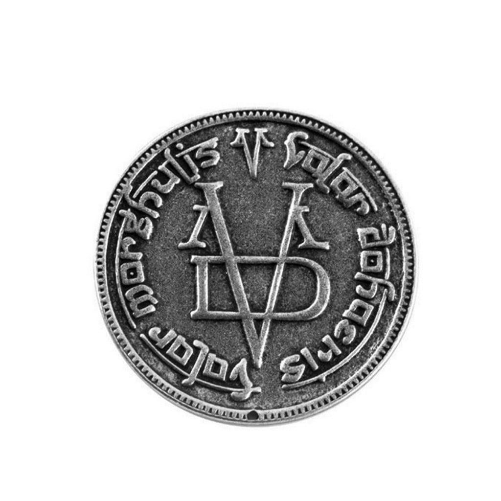 arya iron coin