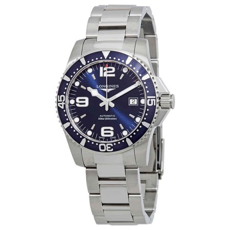 Longines Swiss Watches - Longines HydroConquest Automatic Blue Dial Men's Watch L37424966