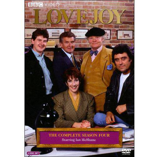 Lovejoy: The Complete Season 4 (Old Version)