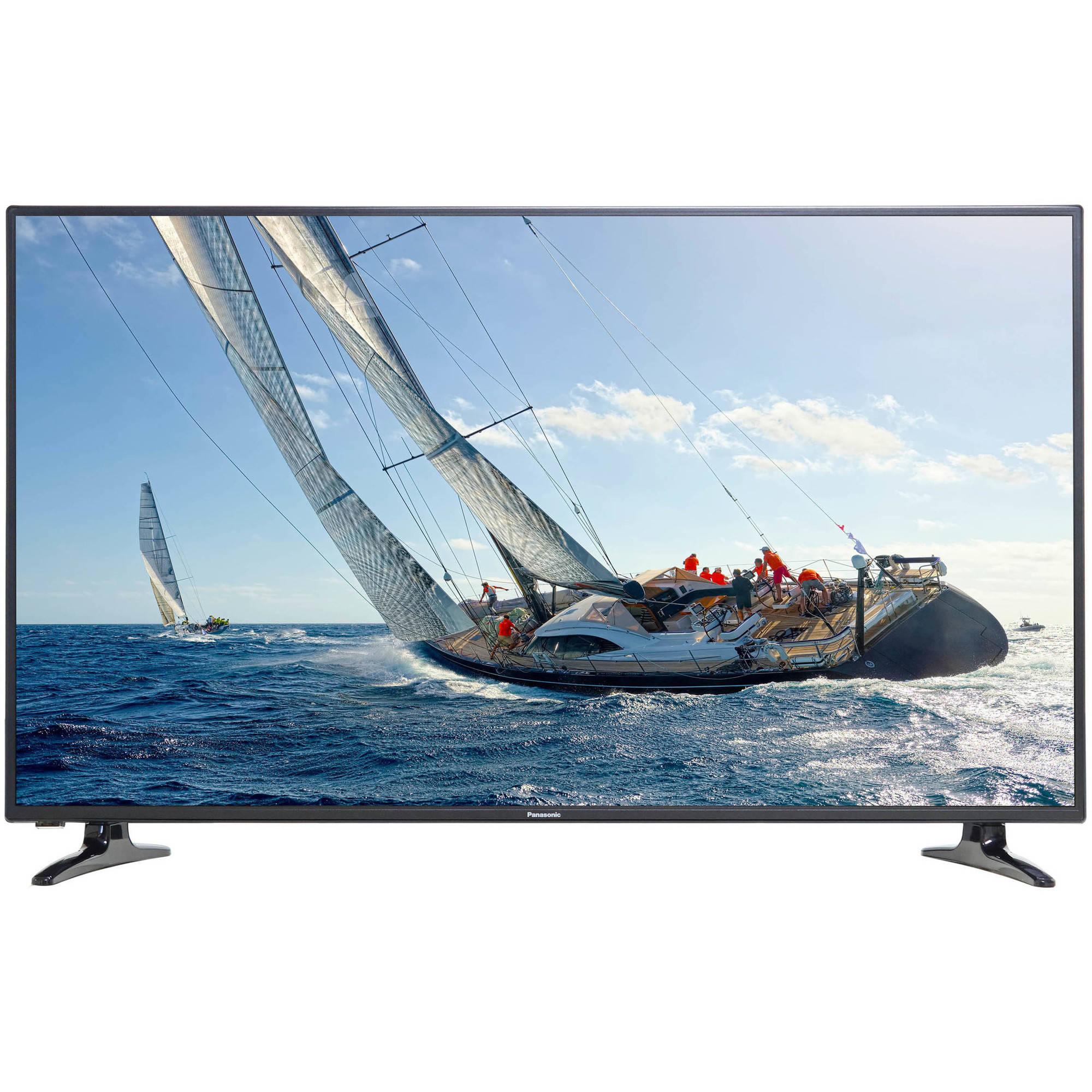 """Panasonic 50"""" Class 4K (2160P) LED Smart HDTV (TC-50CX400U)"""