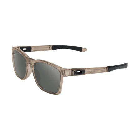 Oakley Catalyst Sunglasses Matte Sepia Dark Grey One Size