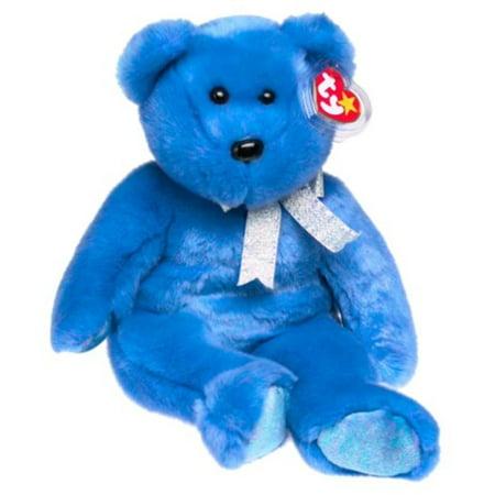 Ty Clubby Bear II, Second ty beanie babies club teddy bear - clubby ii. By Beanie (Buddy Club 2 Body Kits)