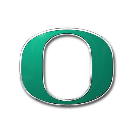 Oregon Ducks Color Auto Emblem - Die Cut (Oregon Ducks Stickers)