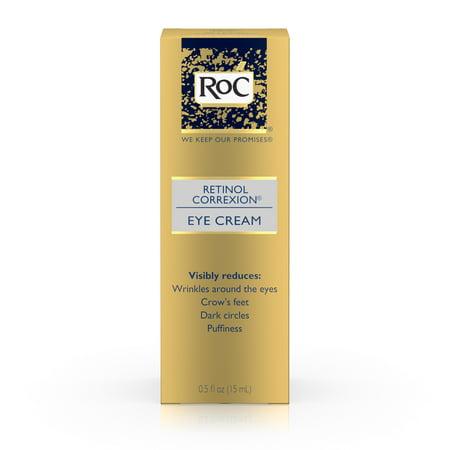 RoC Retinol Correxion Eye Cream, .5 Oz