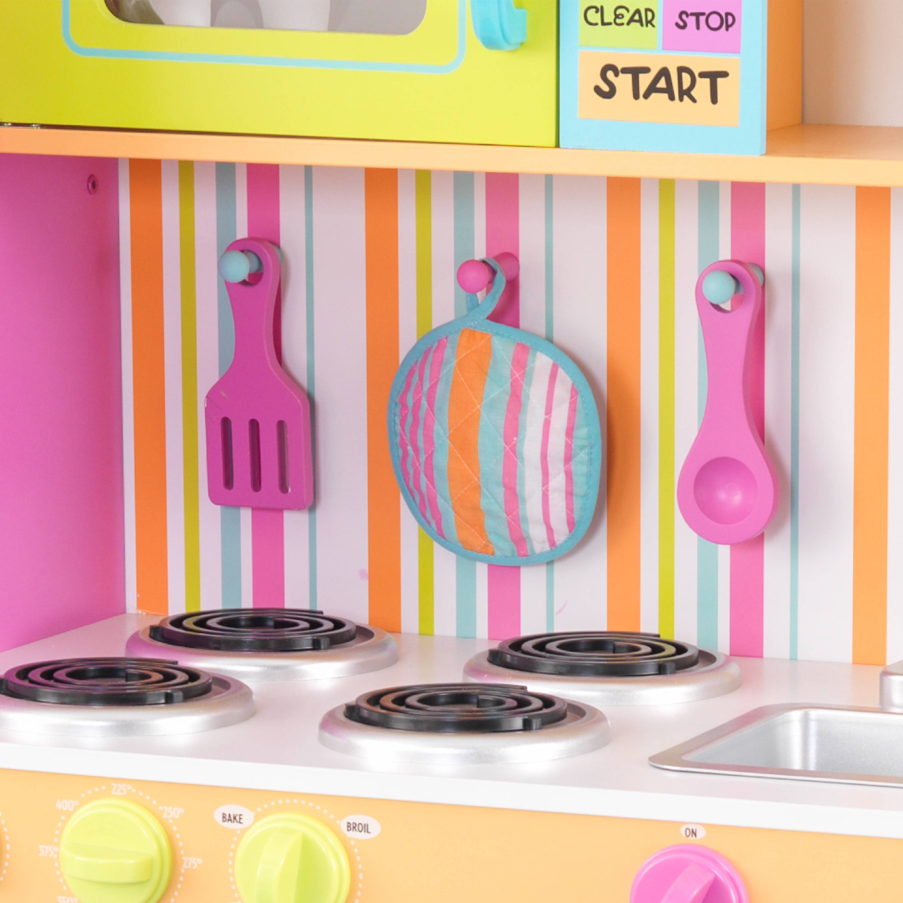 Exceptional KidKraft Deluxe Big And Bright Kitchen Image 6 Of 11