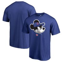 Chicago Cubs Fanatics Branded Disney Game Face T-Shirt - Royal