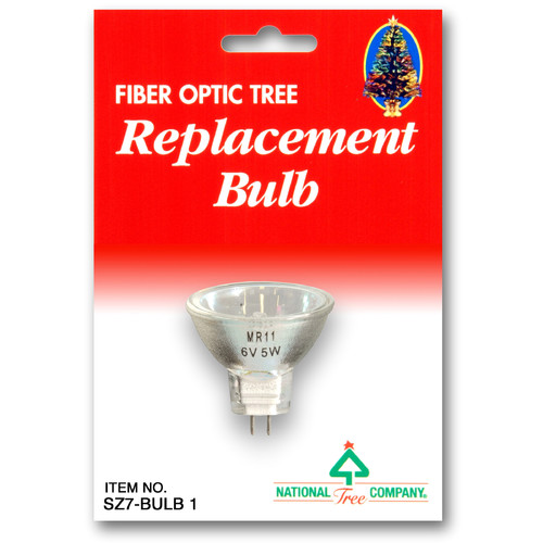 National Tree Co. Fiber Optic Halogen Replacement Bulb