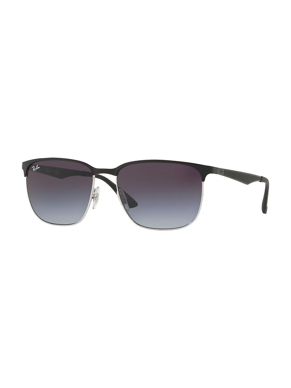 59MM Square Frame Sunglasses