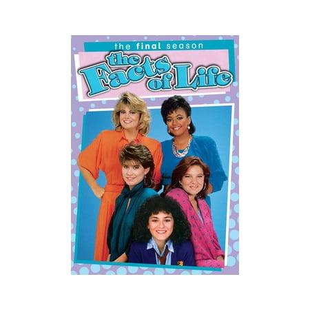 The Facts of Life: The Complete Final Season (DVD) ()
