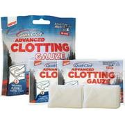 Quik Clot Adv Clotting Gauze