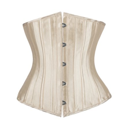 440ac3603dc4d SAYFUT - SAYFUT Fashion Women s Corset 24 Spiral Steel Boned Underbust Corset  Body Shaper For Weight Loss - Walmart.com