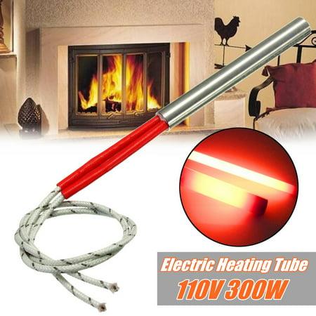 AC110V 300W 9.5X80mm High-density Cartridge Mold Heating Element Heater Tube